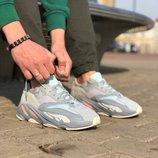 Кроссовки мужские Adidas 700 Inertia код 1782