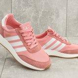 Кроссовки женские Adidas Iniki rose