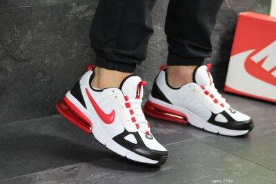Кроссовки мужские Nike Air white/red