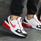 Кроссовки мужские Nike Air white/red