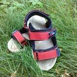 Текстильные сандалии для мальчика, 28 размер 18,2 см по стельке