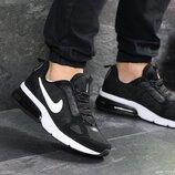 Кроссовки мужские Nike Air black/white