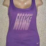 Женская спорт майка от бренда Nike Dry Fit.Оригинал