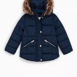 Зимова куртка, р.XS/S, Zara, Іспанія / куртка
