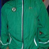 Спортивная фирменная курточка ветровка бренд More Mile.л-хл .