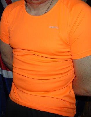 Спортивная фирменная футболка Craft Крафт .м-л .