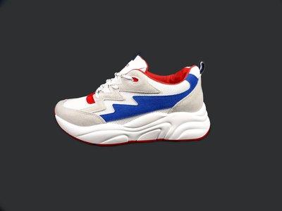 Кроссовки женские белые, модные, на платформе в сетку, для бега. Размер 35-40.