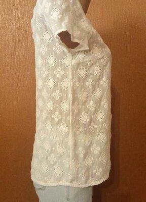 9eaa93b2d68 Блузка шифоновая прошва размер 6 ZARA  165 грн - рубашки