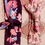 Повязочки для девочки носили с 1-2 лет