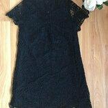 фирменное нарядное платье yd малышке 6-7 лет состояние нового