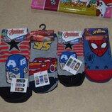 Набор короткие носочки для мальчика 3 шт.