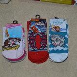 Набор короткие носки 3 шт. маленькие