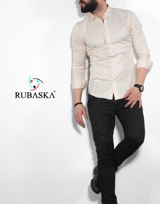 Рубашка мужская длинный рукав Турция 04-07-403