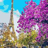 Картина По Номерам. BRASHME В Центре Парижа