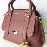 Элегантная женская сумочка Алекс Рей. Кожаная женская сумка с ремнем