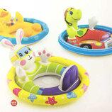 Intex Детский надувной плотик райдер 59570 от 2 до 4 лет