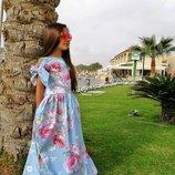 Модное платье Шарм на выпускной на фотосессию