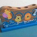 Деревянная игрушка деталь сортера