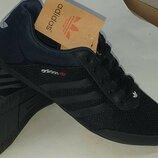 Adidas U299-6 сетка синяя