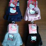 Детские перчатки трансформеры Helloy Kitti Disney