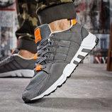 Кроссовки мужские Adidas Equipment Adv / 91-17 gray