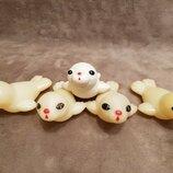 Игрушка Ссср морской котик тюлень