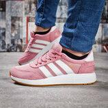 Кроссовки женские Adidas Iniki rose-colored
