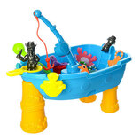 Столик-Рыбалка 057A. Столик для пісочниці. Столик для рибалки. Столик-Рибалка