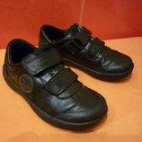 Туфли, кроссовки д/мал. Clarks р. 20 10 F Вьетнам натуральная кожа,