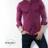 Рубашка мужская длинный рукав Турция 58-61-409