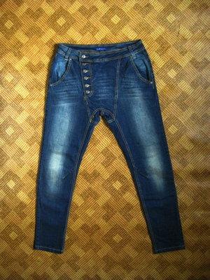 Джинсы, скинни, узкачи на болтах - S&D jeans - размер M/L - 48р.