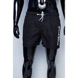 Шорты мужские пляжные GS 7770 черные