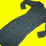 Нарядное платье в горохи,размер S,M,L-Boden