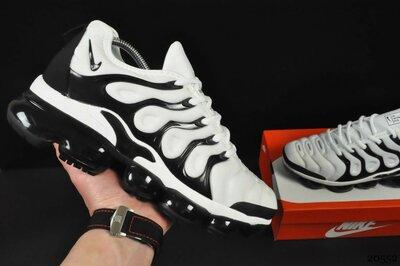 Кроссовки мужские Nike Air Vapormax plus white/black