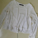 Zara Basic S-M блузка