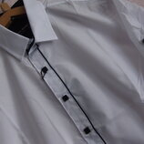 Рубашка белая Сеньор Bezni рост 140-176