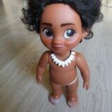 Кукла дисней аниматор малышка Моана Дисней Disney Moana