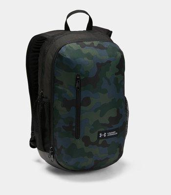 Рюкзак Under Armour UA Roland Backpack Camo Black Оригинал Городской Спортивный