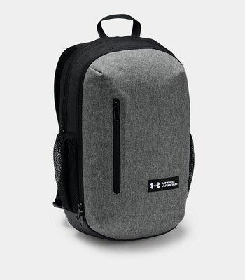 Рюкзак Under Armour UA Roland Backpack Grey Оригинал Городской Спортивный
