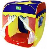 Палатка 1402 5040 Домик. Ігрова палатка будинок. Ігровий намет.