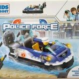 Якісні Lego сумісні конструктори Kids Target, Police, Construction, Plane