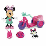 Fisher-Price Минни Маус на модной прогулке Disney Minne Mouse Bowtique Minnie's Bike Ride