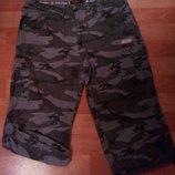Военные бриджи шорты р.34