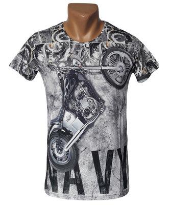 Мужская футболка Mastiff - 5033