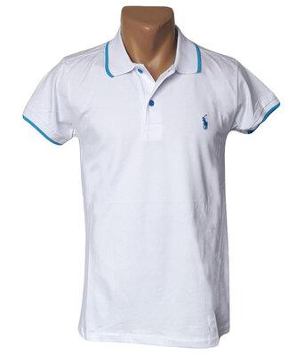 Мужская футболка поло - 5035