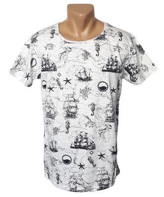 Стильная футболка - 5040
