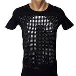 Черная футболка - 5042