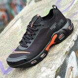 Кроссовки мужские Nike Air Max TN сетка летние