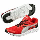 Кроссовки для бега Puma Driver Red Silver Black Men Running