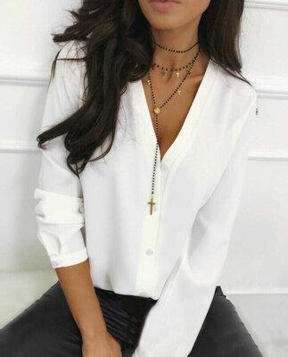 Женская стильная блузка Paloma 5цветов